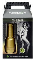 Fleshlight - The Stamina Training Unit szett (5részes)