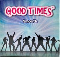 Good Times Smooth - sima óvszer (3 db)